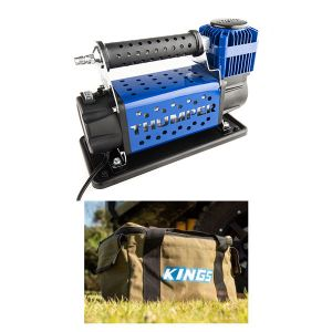 Thumper Air Compressor MKII + Canvas Thumper Bag