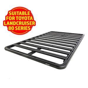 Adventure Kings Aluminium Platform Rack Suitable for Toyota Landcruiser 80 Series