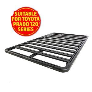Adventure Kings Aluminium Platform Rack Suitable for Toyota Prado 120 Series