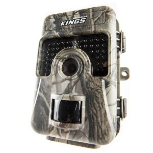 Kings 1080P Trail/Game Camera   16MP   IP66   Runs on AAs   6 Months Max Stand-By Time