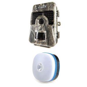 Adventure Kings Trail/Game Camera + Mini Lantern
