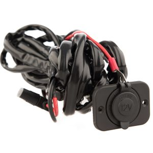 12v Fridge Wiring Kit | Cig Plug | 6m Cable | In-line Fuse