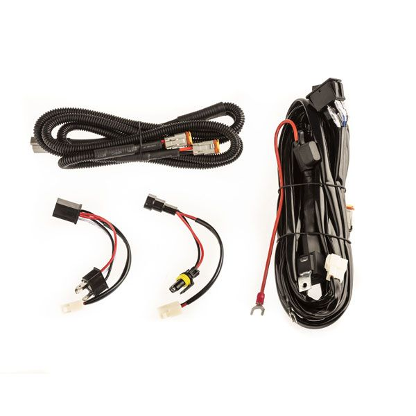 Kings Smart Harness Plug N Play Spotlight Wiring Harness Easy Diy Install Deutsch Plugs Outdoor Products Australia