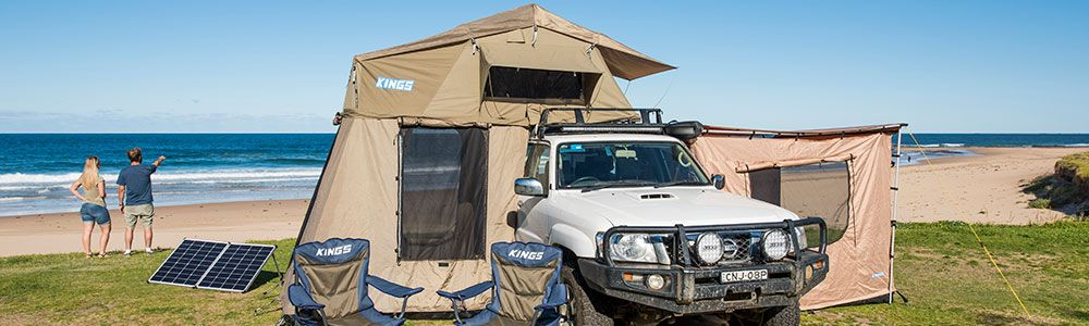 Rooftop Tents and Shelter